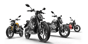 Novinky - Elektrické motorky značky Super Soco