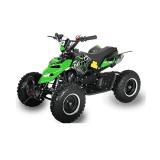 Repti NitroM 49ccm E-start DO, zelena