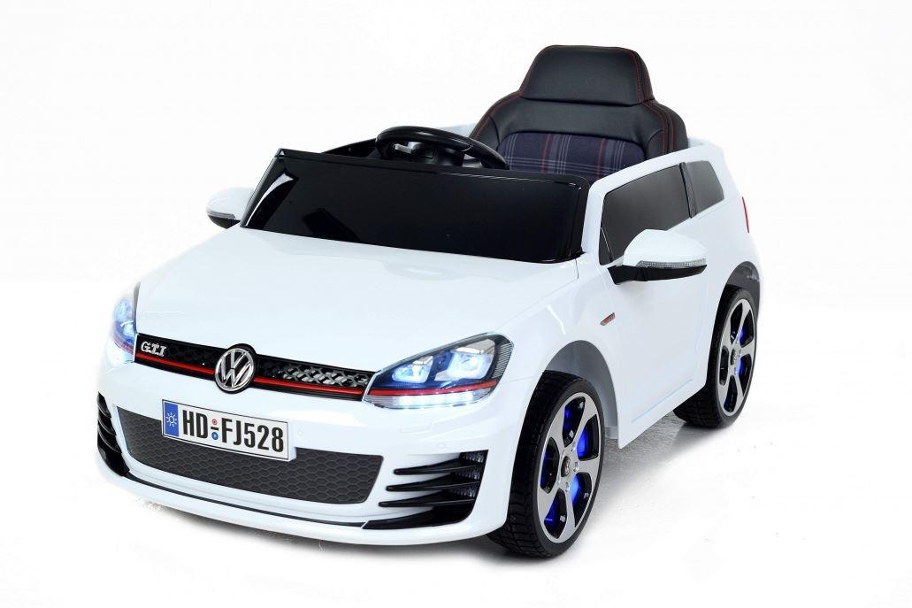 Beneo Elektrické autíčko Volkswagen Golf GTI c131f546b9f