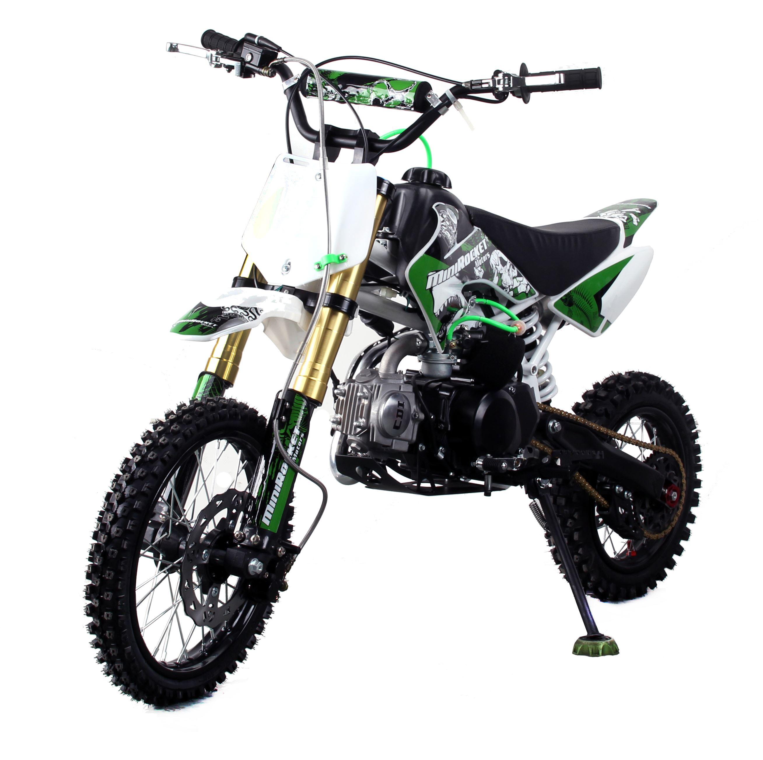 2ecf868517b56 Pitbike MiniRocket Motors CRF50 125ccm, zelené | ATV, štvorkolky ...