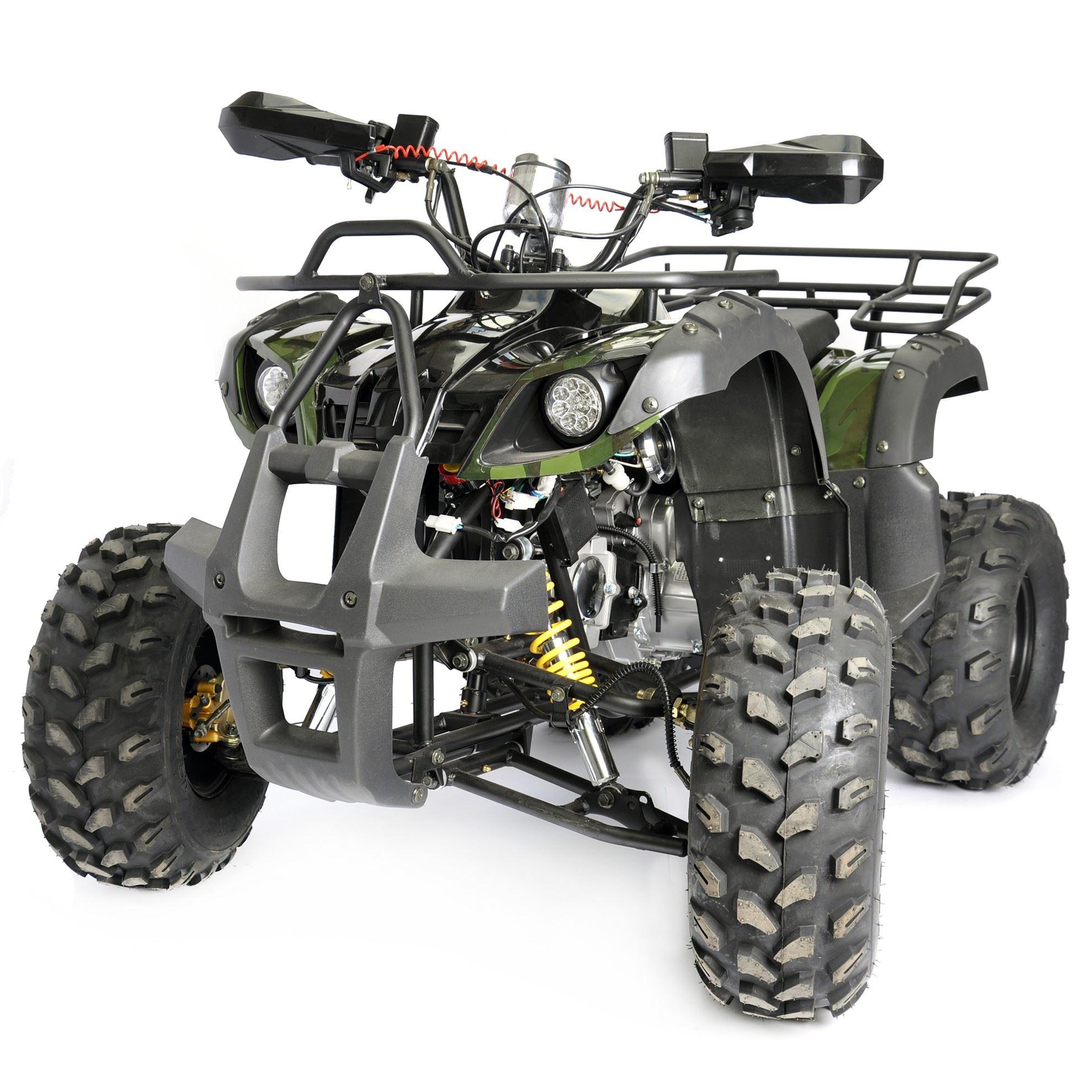 d658415066047 Štvorkolka ATV Toronto 125ccm (3+1) Deluxe RS, camo | ATV ...