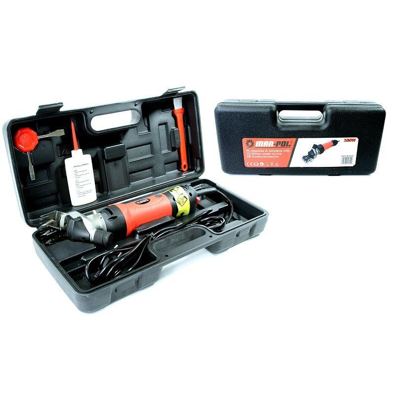 Strojček na strihanie oviec 350W M79358 - MAR-POL  52391ff7ae1
