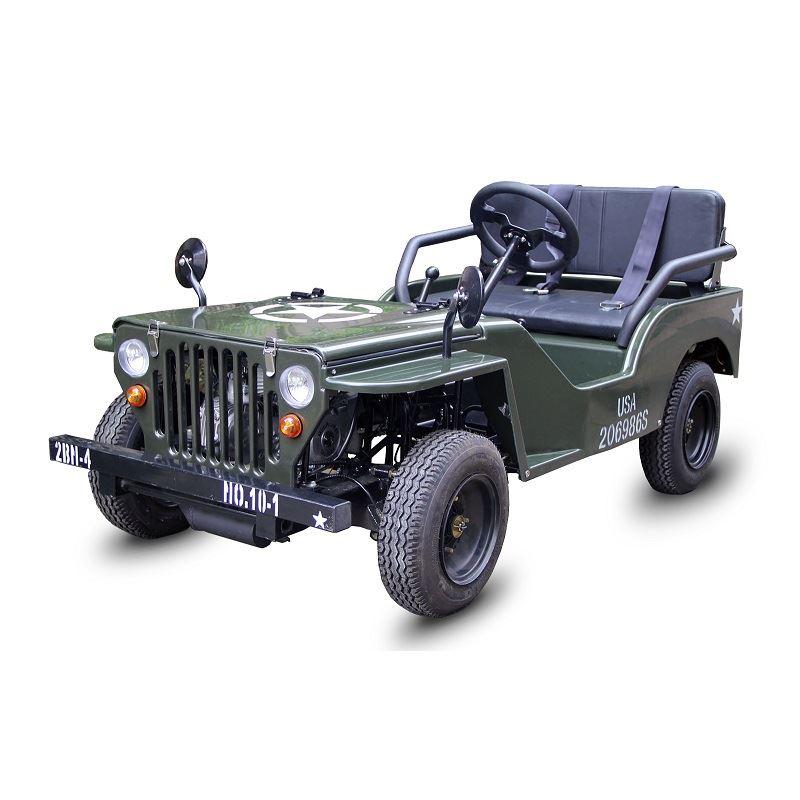 2e6f34f4480b0 Mini Jeep Willys 125cc | ATV, štvorkolky, elektrické autíčka pre ...
