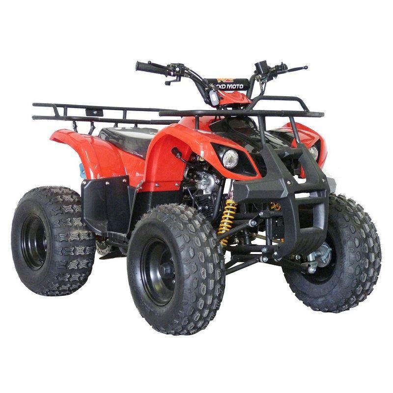 3e3288bdafba4 ATV 125 006 8 COL 3+1, ČERVENÝ | ATV, štvorkolky, elektrické autíčka ...