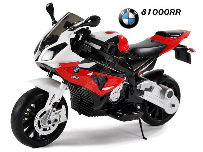 Joko elektrická motorka BMW S1000RR červená PA0088 CZ  52de76139af