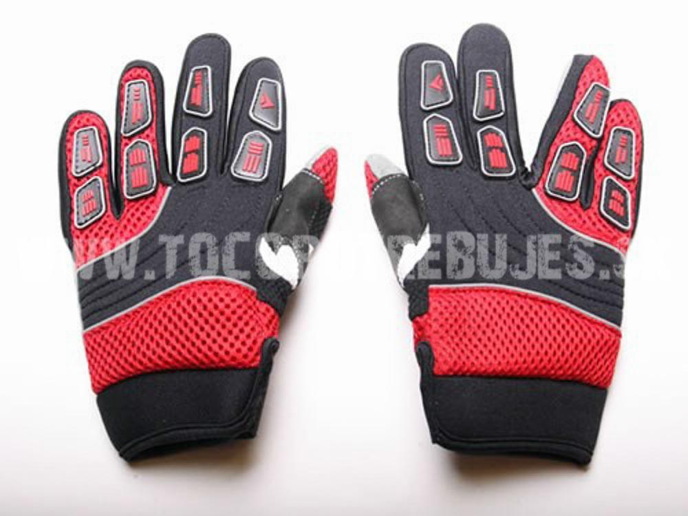 56eea8b08 ATV - MOTO - MINIBIKE   Detské motocross rukavice, červené ...