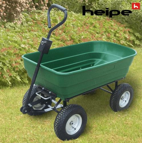 12d92ac5a246b STAVEBNINY | Záhradný vozík sklápacie 125l - HEIPE | Záhradná ...