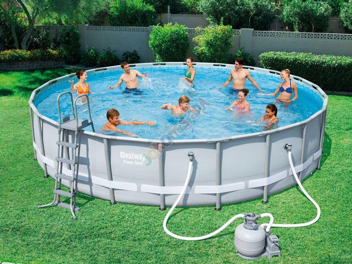 Pripojiť piesok filter nad zemou bazén