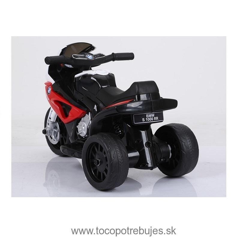LeanToys elektrická motorka BMW S1000RR červená  af193a7bf6d