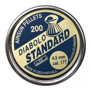 Diabolky STANDARD 4,5mm 200ks
