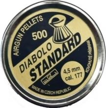 Diabolky STANDARD 4,5mm 500ks