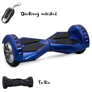 "Hoverboard T8 8,5"" modra"