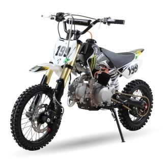 Pitbike MiniRocket CRF50 125ccm Monster Edition