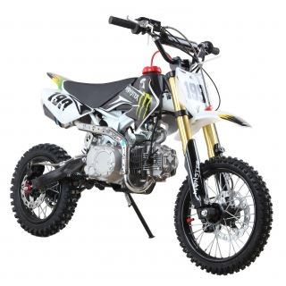 Pitbike MiniRocket CRF50 125ccm Monster Edition - automat