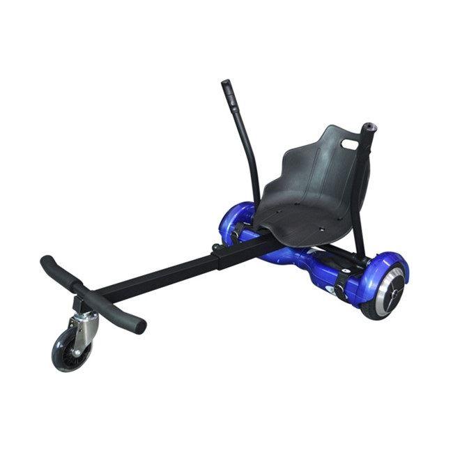 Hoverboard Standard modrá + hoverkart čierny